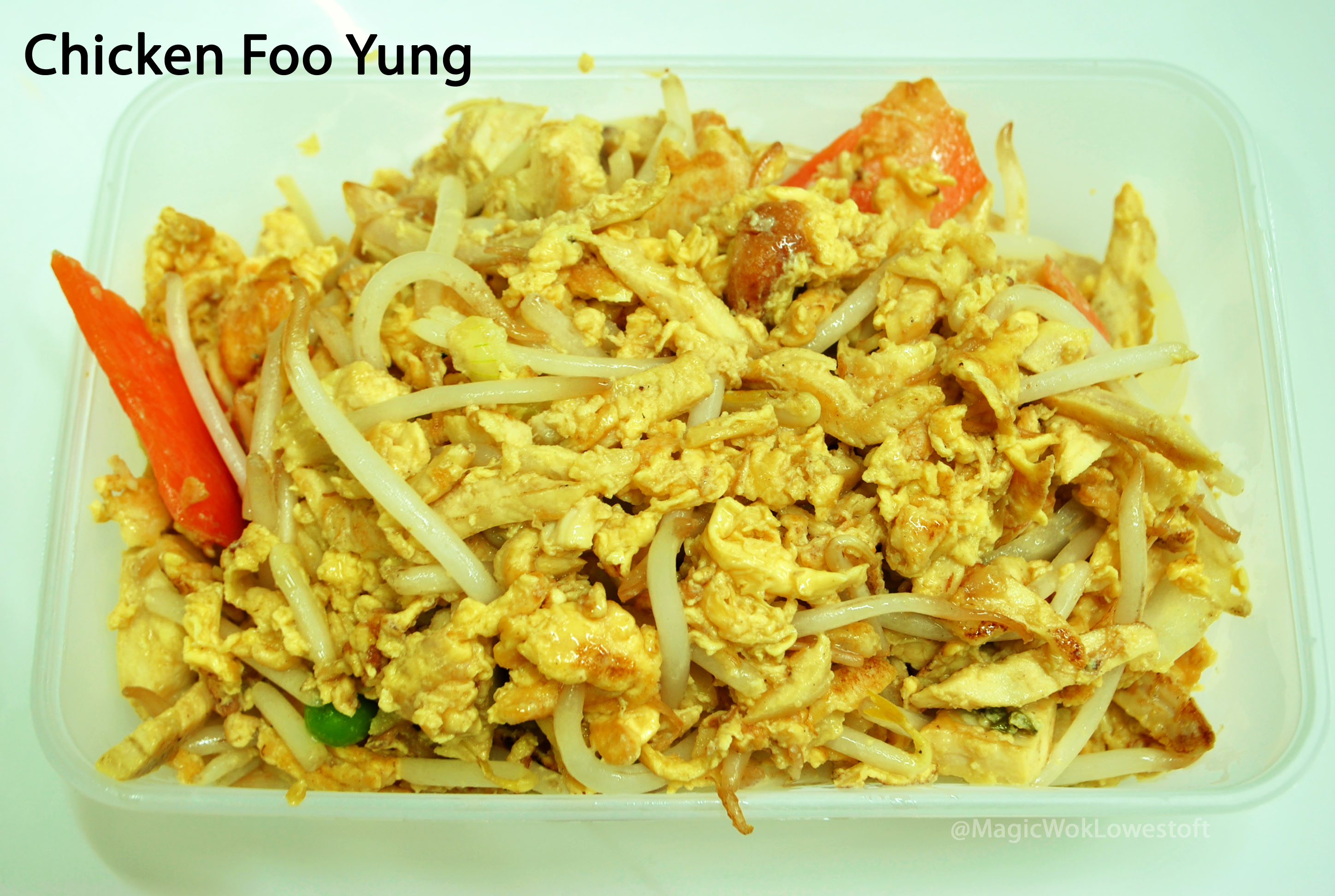 chicken foo yung
