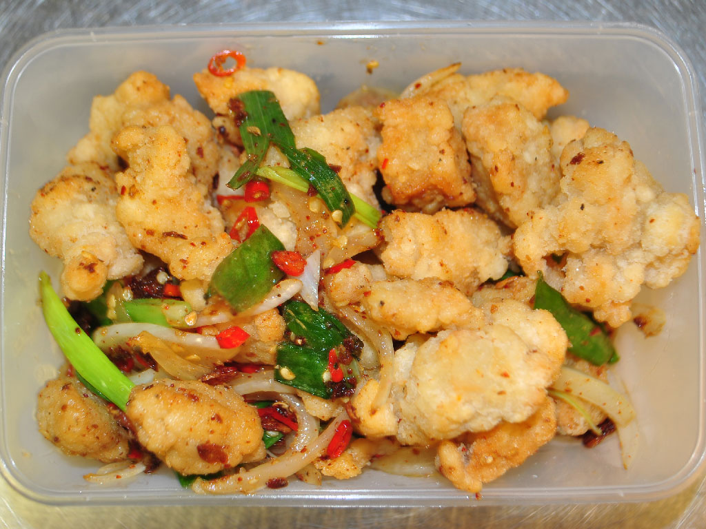 salt salt and pepper chicken taiwanese salt and pepper salt and pepper ...