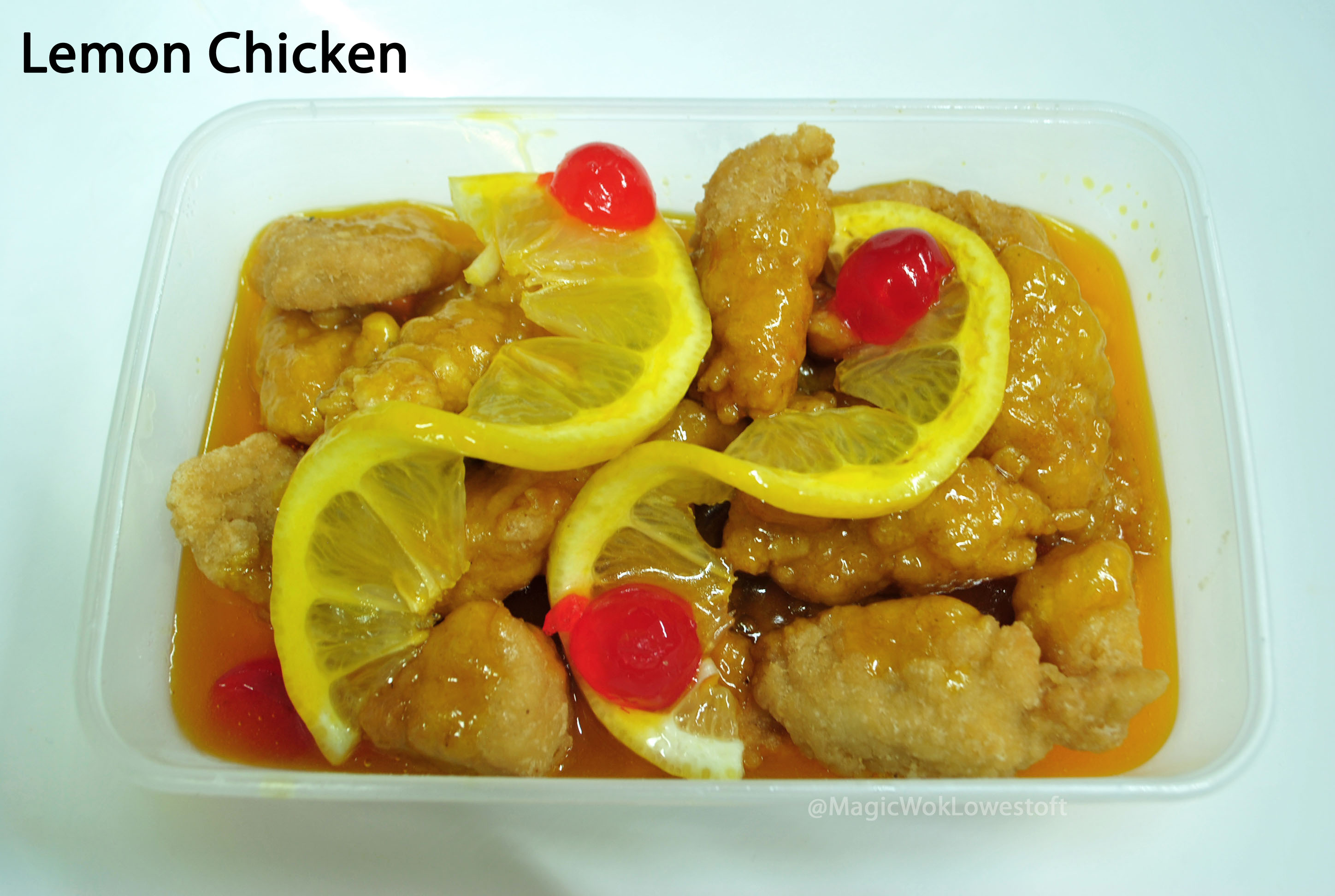 how to cook lemon chicken chinese style